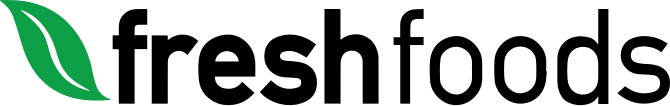 A theme logo of Fresh Foods